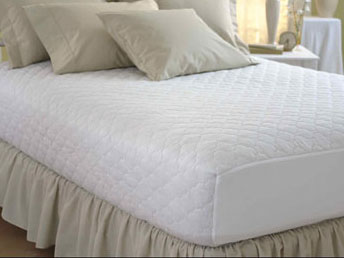 Naturepedic Quilted Deluxe Twin XL 2 Sided Mattress